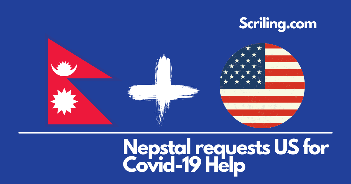 Nepal requests COVID-19 vaccination from the United States