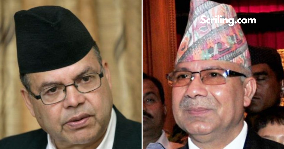 UML schism: Nepal-Khanal group to form a new party