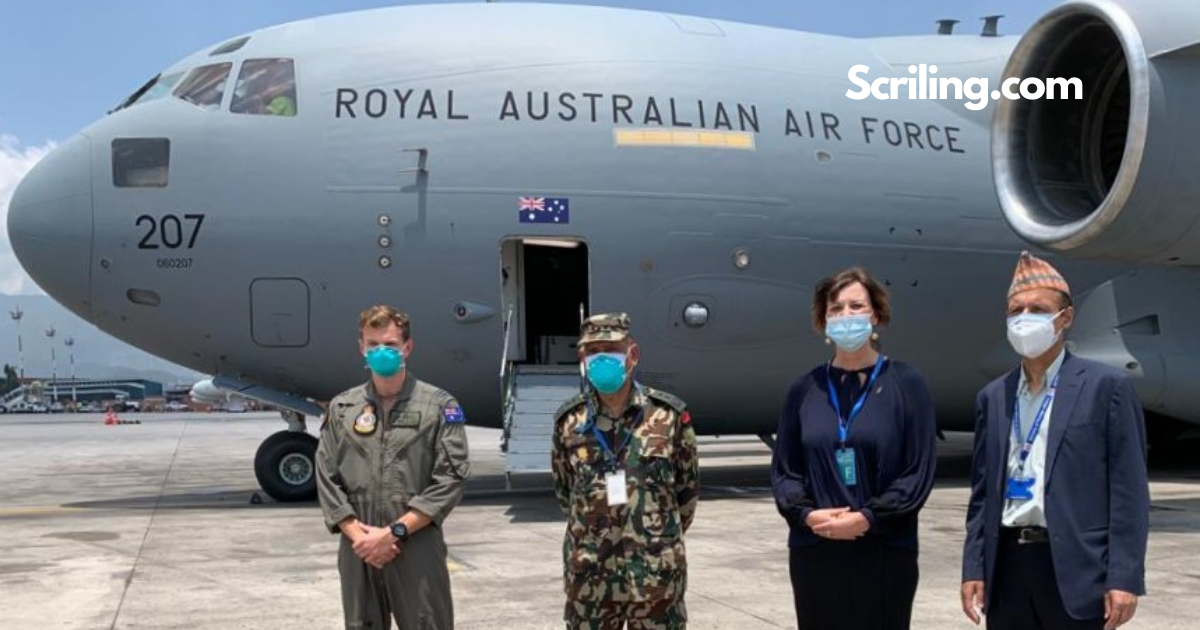 Nepal receives medical assistance from Australia