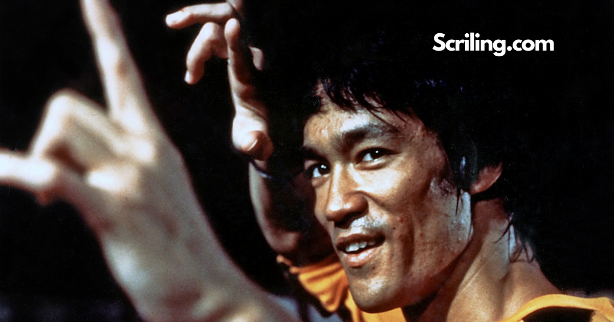 Bruce Lee life and death