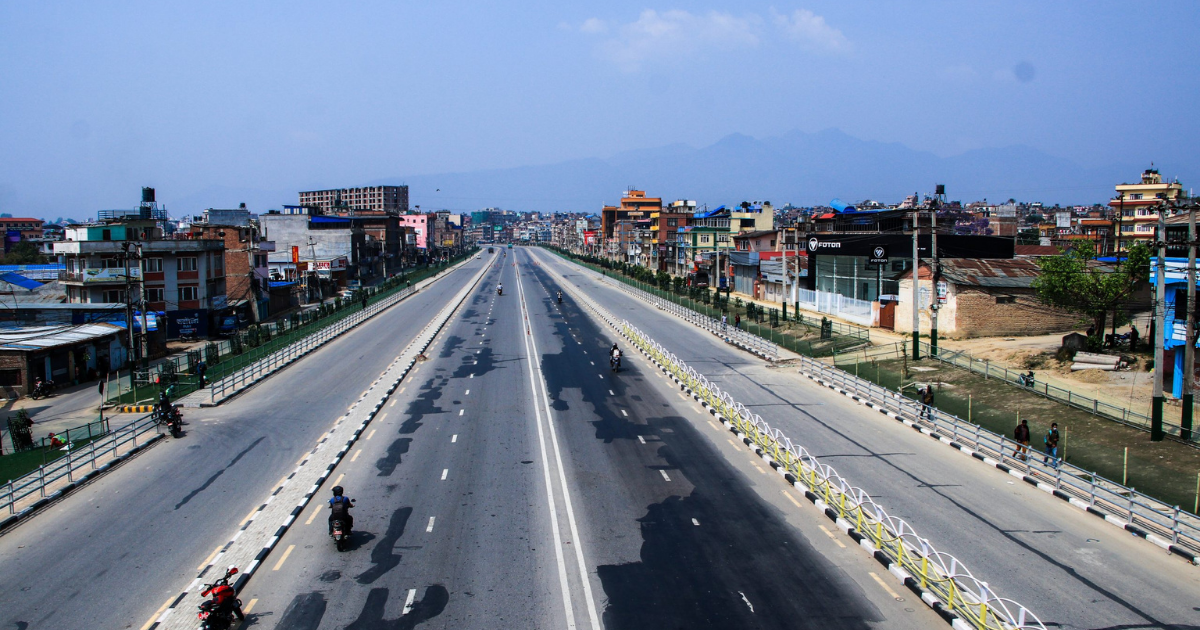 District Officers makes the decision to implement further lockdown in Kathmandu