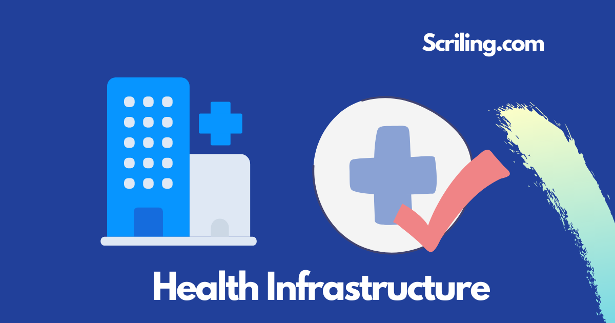 Health infrastructure being added in the project of national pride for the first time