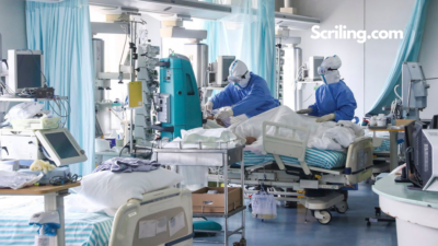Which hospitals got assisted ventilators?