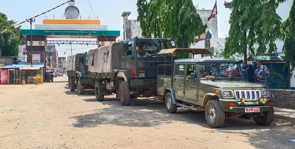 Indian Army has provided Nepal Army with health supplies worth Rs 240 million