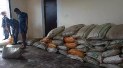 121 bags of urea manure recovered