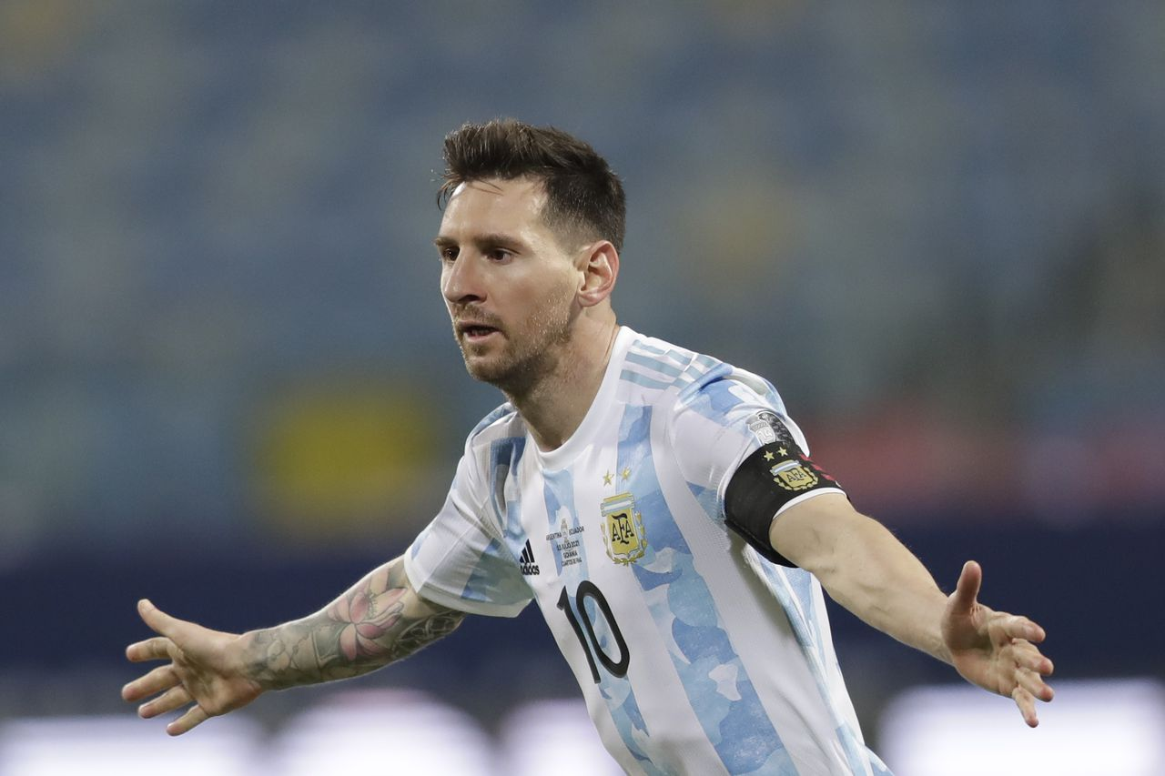Argentina beat Colombia to reach Copa America final