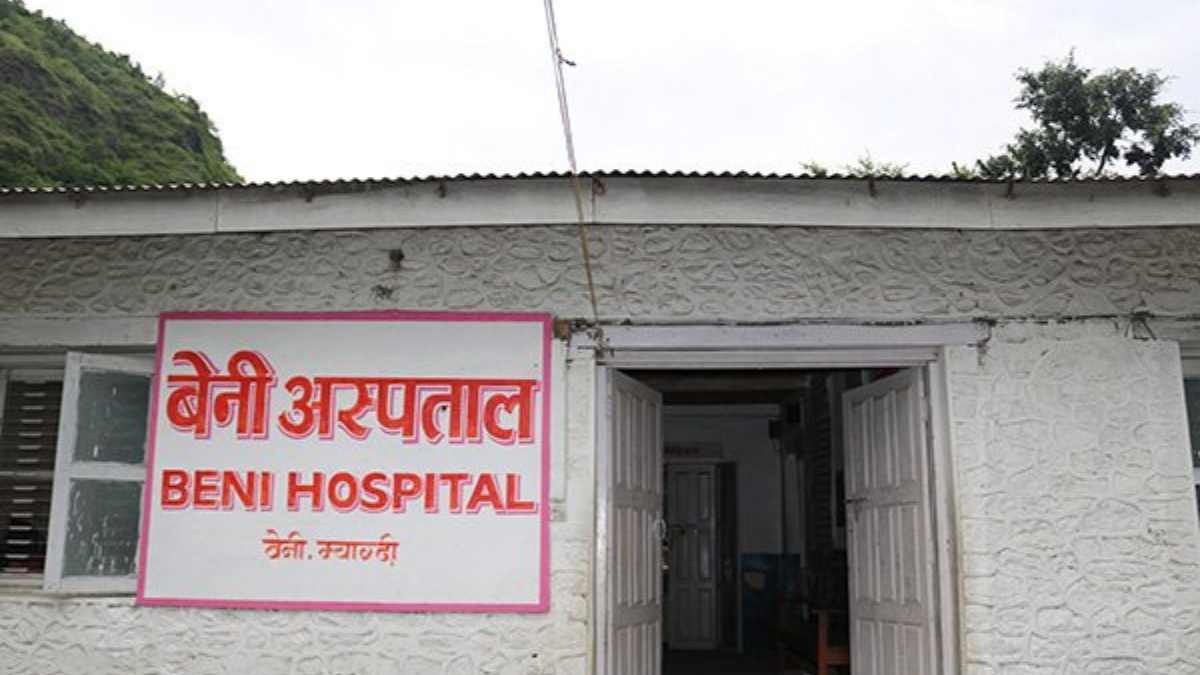 Endoscopy service in final stage at Beni Hospital