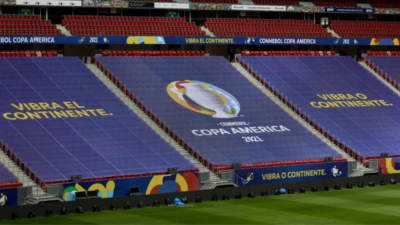 Copa America semifinal equation completed today