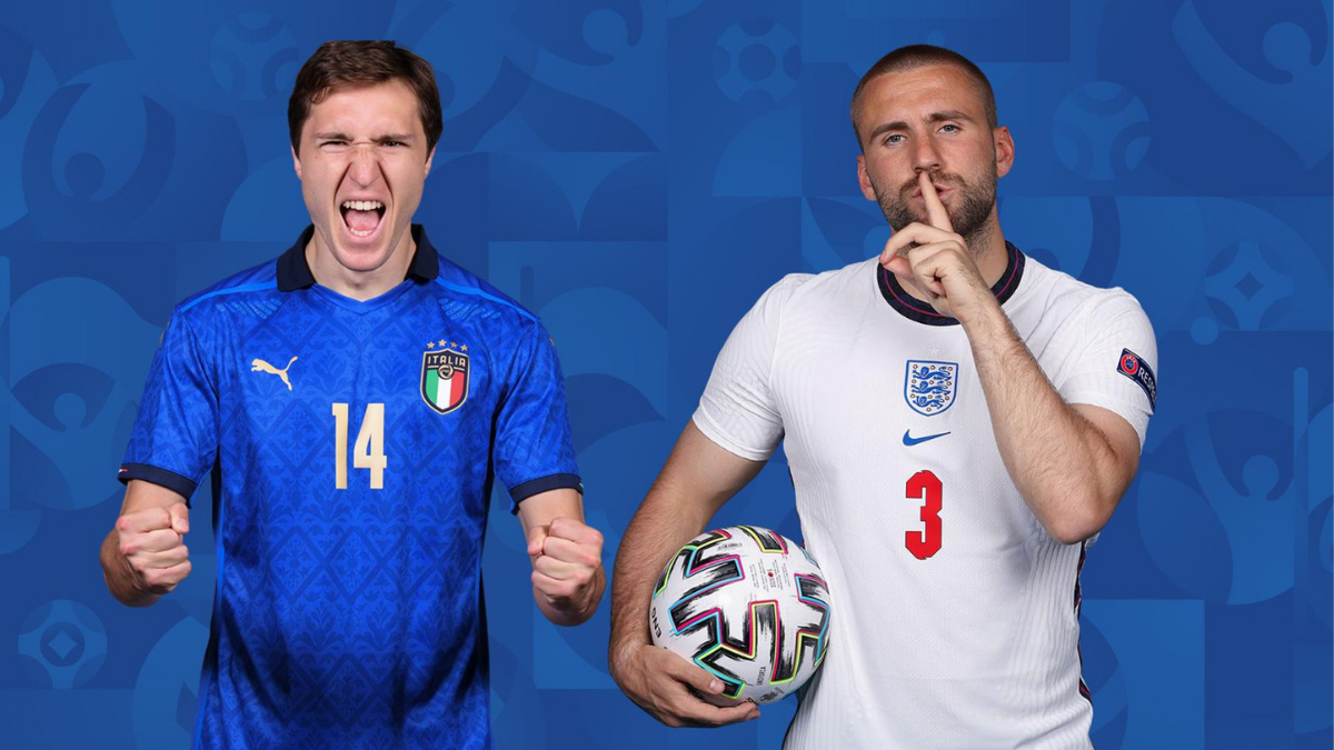Euro Cup Nepali time, Italy vs England Final Match Today