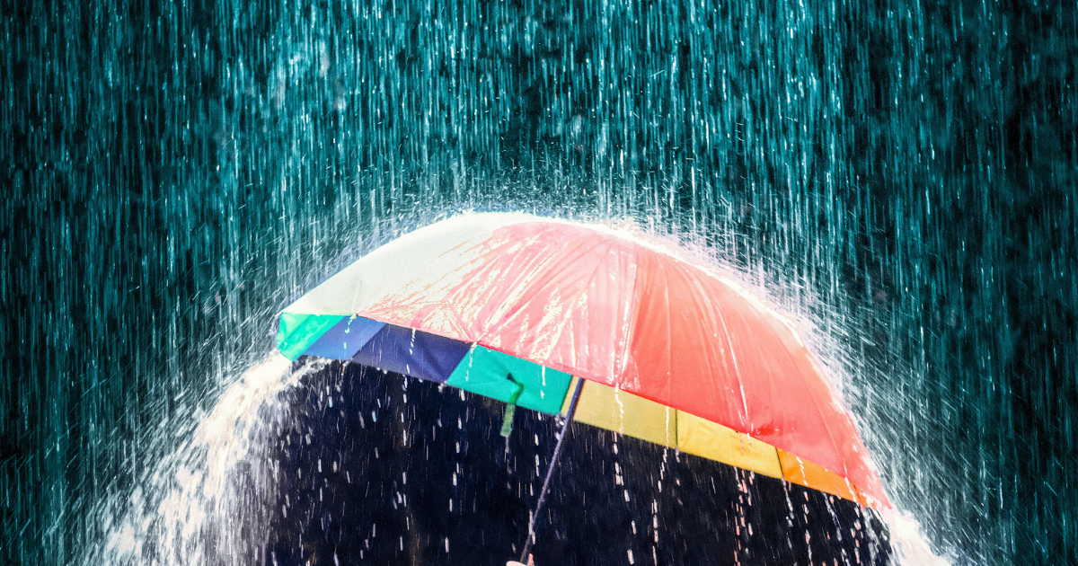 Heavy rain expected in five states (with a three-day forecast)