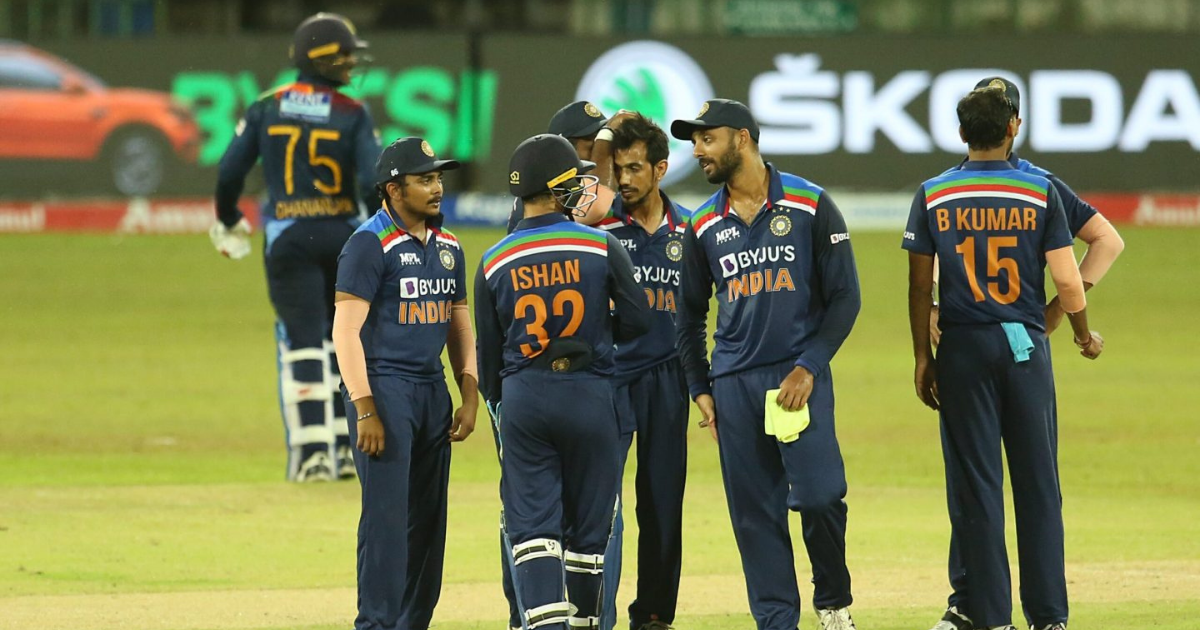 India's victory in the first T20 against Sri Lanka