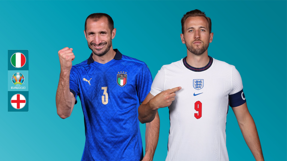 Italy vs England USA time, Euro cup final 2021 in US time