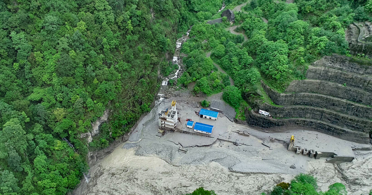 Loss of nearly Rs. 2 billion in Melamchi project