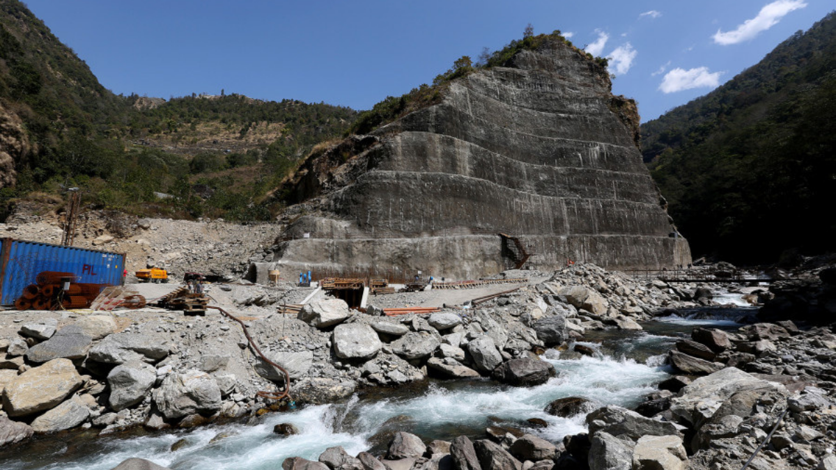 Melamchi water to return to the valley after at least three months