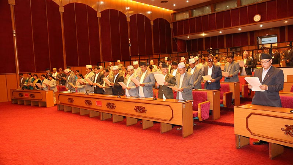The 8th session of the National Assembly will meet today at 4 pm