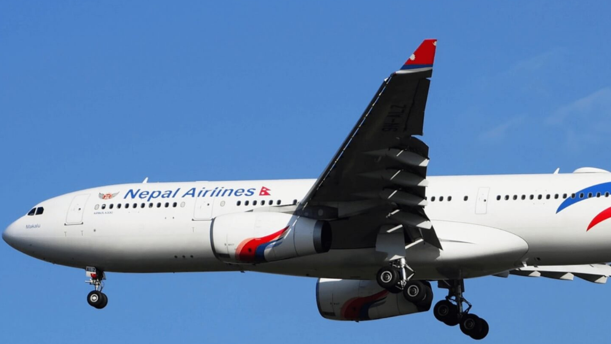 Nepal Airlines to departure China for Covid-19 Vaccines