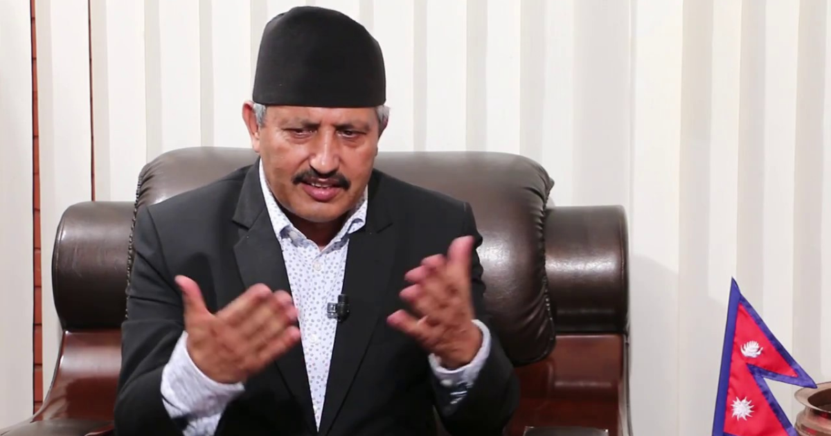 Phanindra Mani Pokharel has been appointed as spokesperson of the Home Ministry
