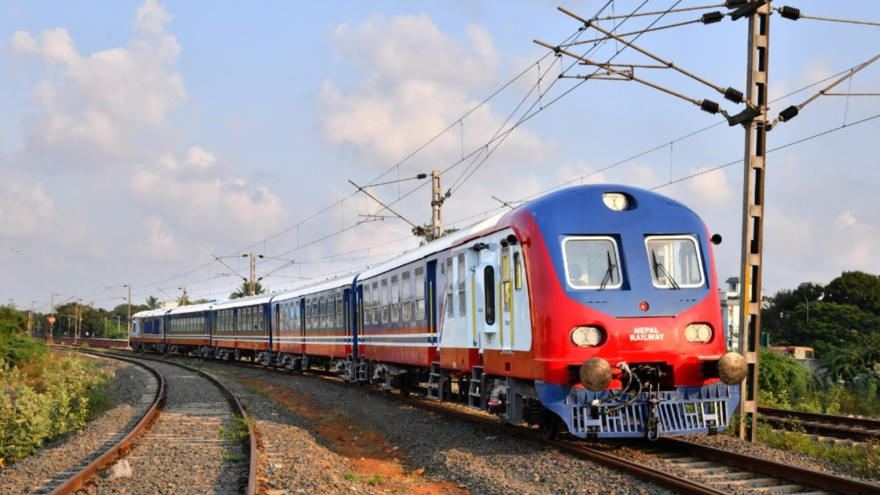 India-Nepal signs Railway Service Agreement 2004