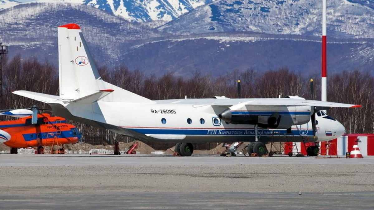 Russian plane crashes, condition of 29 passengers on board unknown