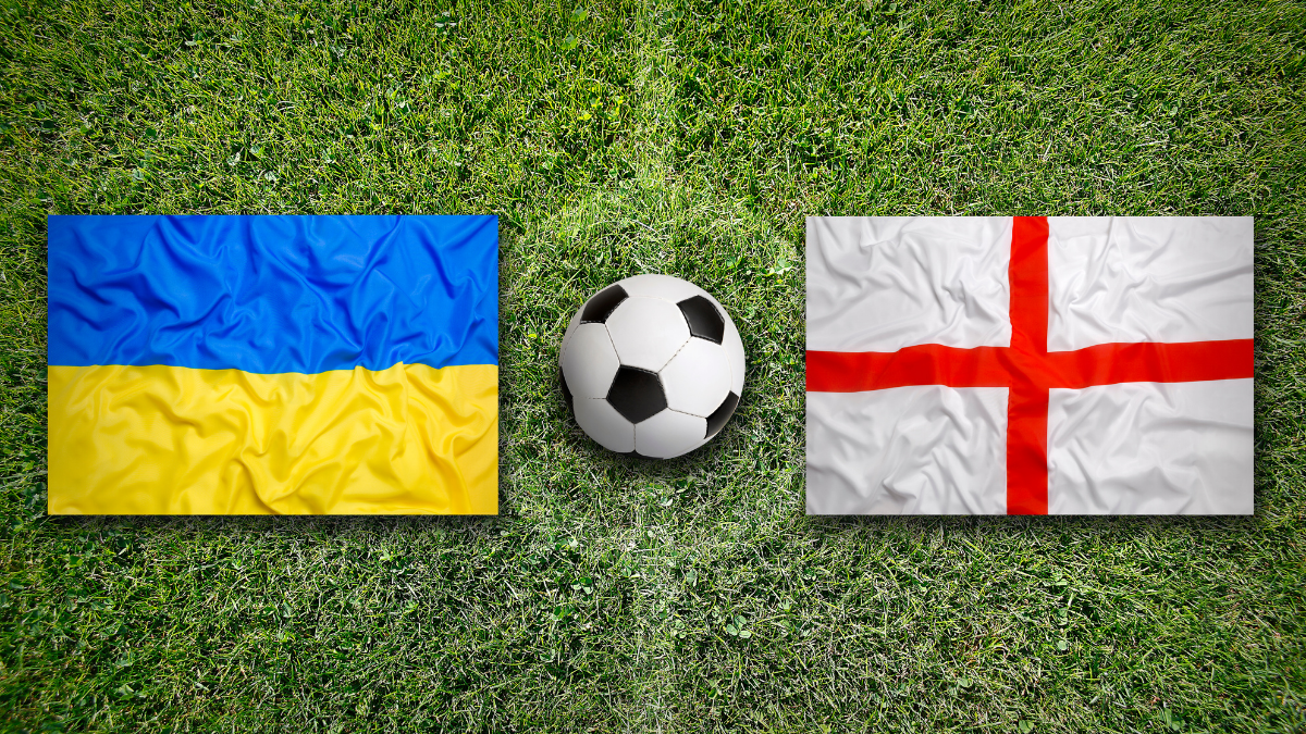 Ukraine vs England in Nepali time, Schedule, Lineups and Watch live