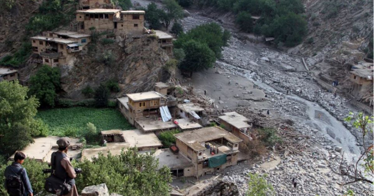 Flood death toll rises to 113 in Afghanistan, dozens missing