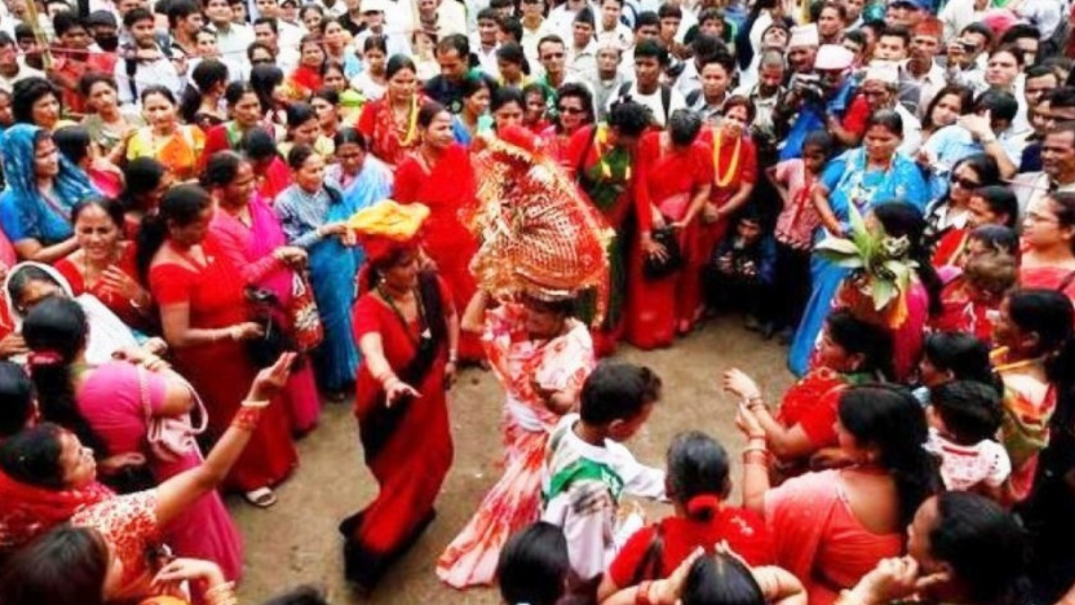 Balke festival being celebrated in the far west today