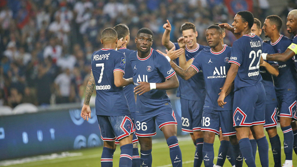 French Ligue 1: PSG's second consecutive win