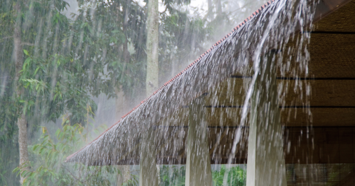 Heavy rain is expected in some areas today in Nepal