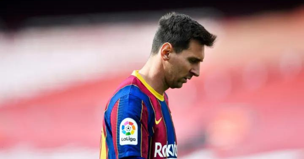 Lionel Messi's departure could be a boon for Barcelona