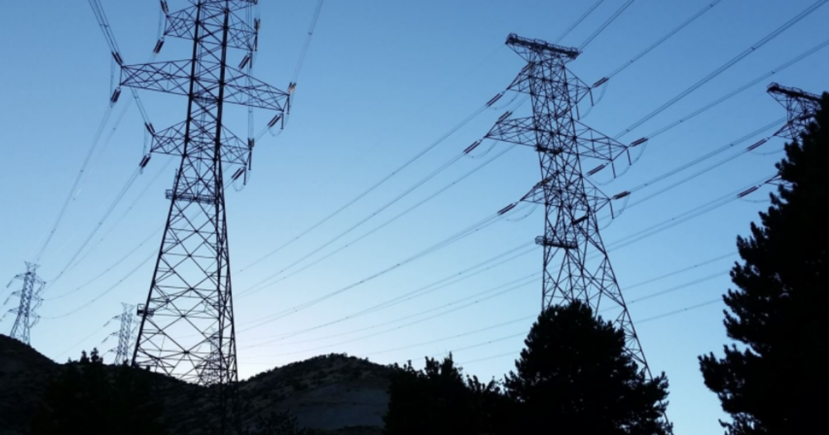 Jumla connects with the national transmission line electricity