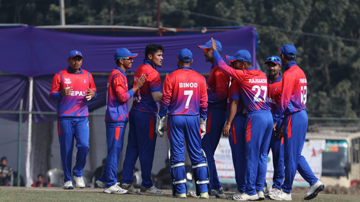 Nepali national cricket team to play two ODIs with PNG
