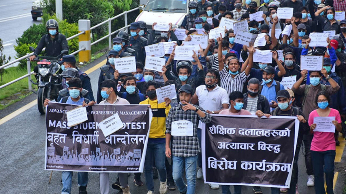 Students protests