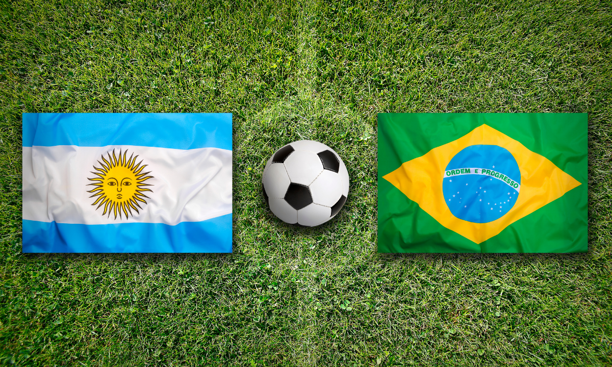 Argentina vs Brazil World Cup qualifiers