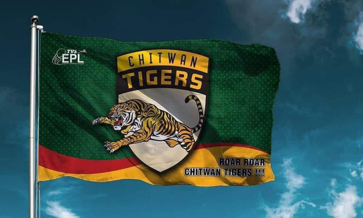 Chitwan Tigers announced team for Upcoming EPL