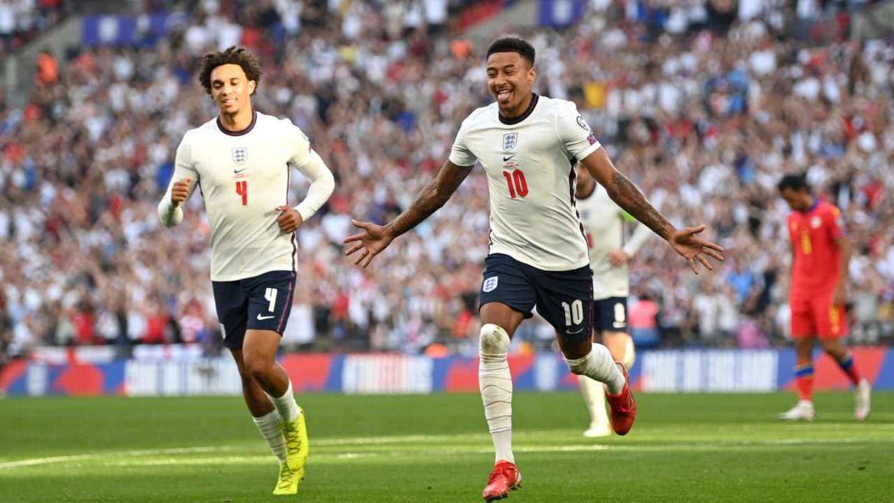 England's great victory in the World Cup selection