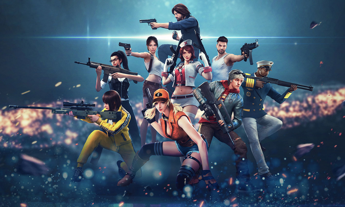 Free Fire id and password, get Free Fire pro ID in 2021