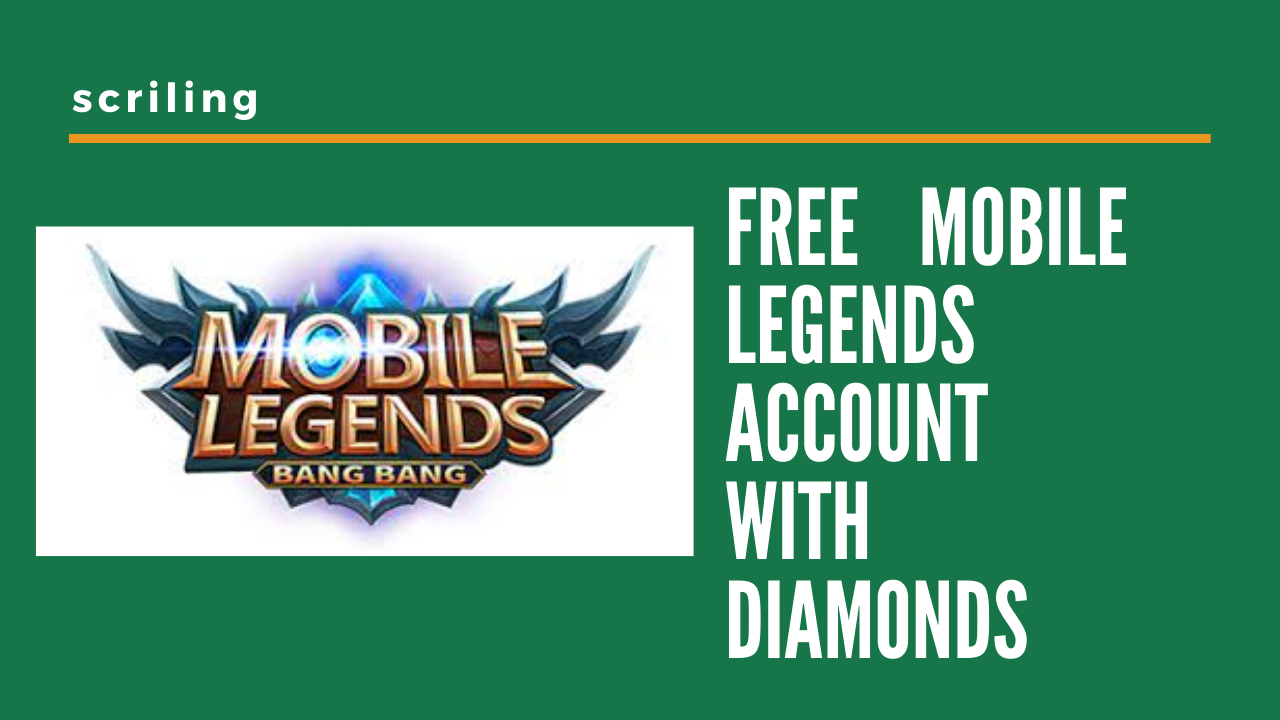 Free ml Account With Diamonds | Free Account in ml 2021