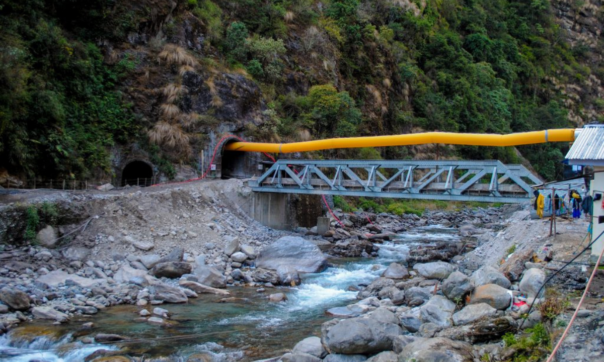 Melamchi Drinking Water Project