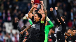 PSG's undefeated journey