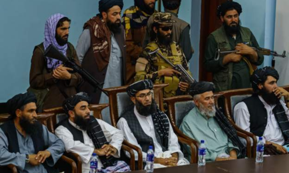 Taliban Government Afghanistan