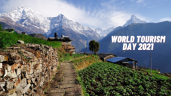 World tourism day 2021: 42nd Tourism Day is celebrated today